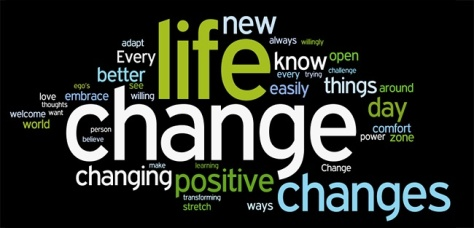 Life Changes - Positive Changes