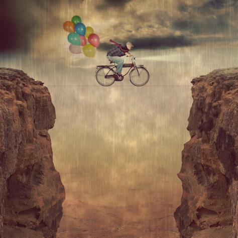 Leap of Faith - found at rsblog.ca