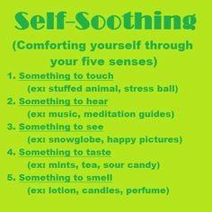 Self-Soothing