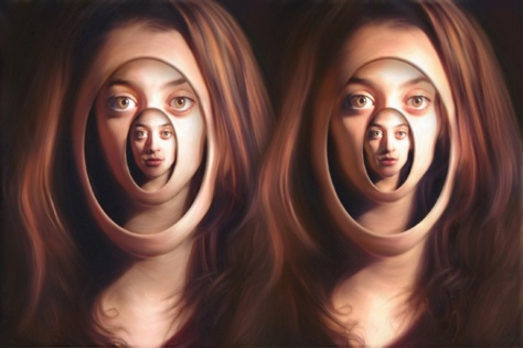 See all the insiders and the various inside layers? This interesting picture about dissociation was found at www.citelighter.com