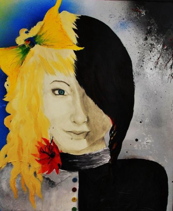 Dissociative Identity Disorder by CHoldsworth.deviantart.com
